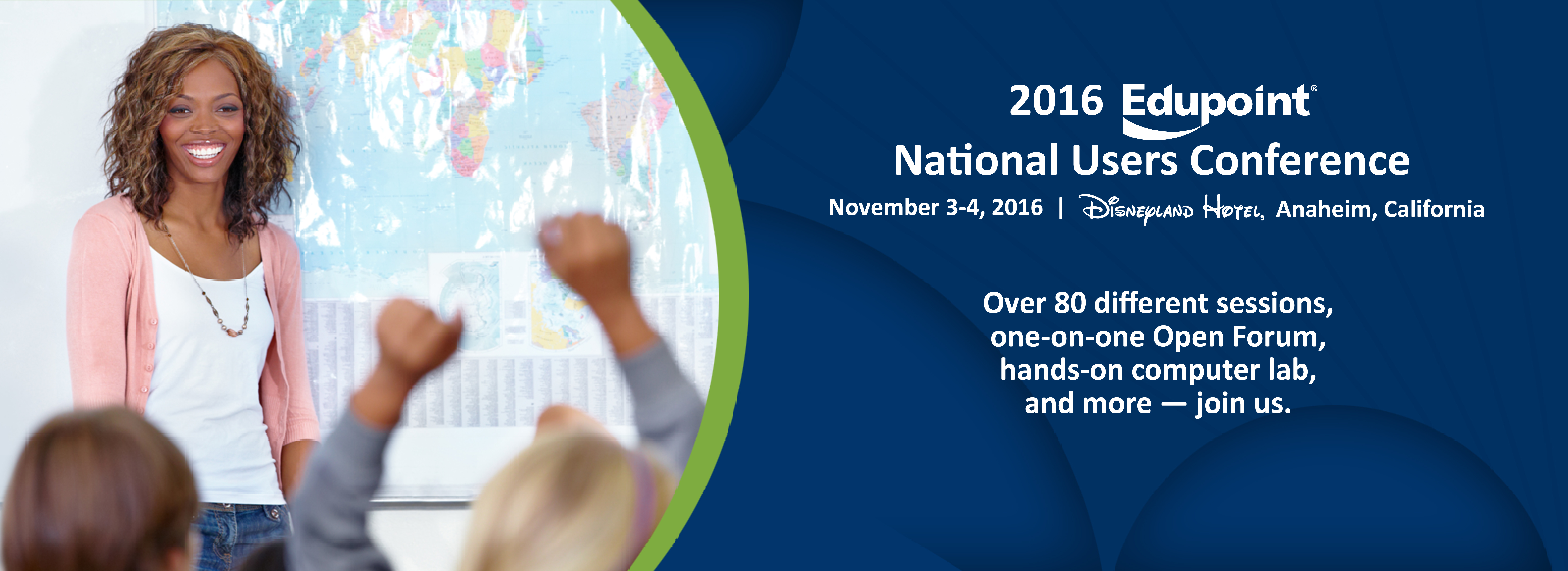 img2016 National Users Conference Registration